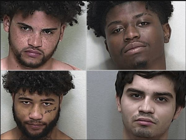 suspects and victims in deadly home invasion