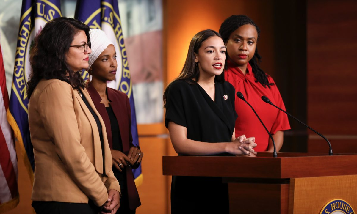 Marxists Work to Reinforce 'The Squad' in 2020