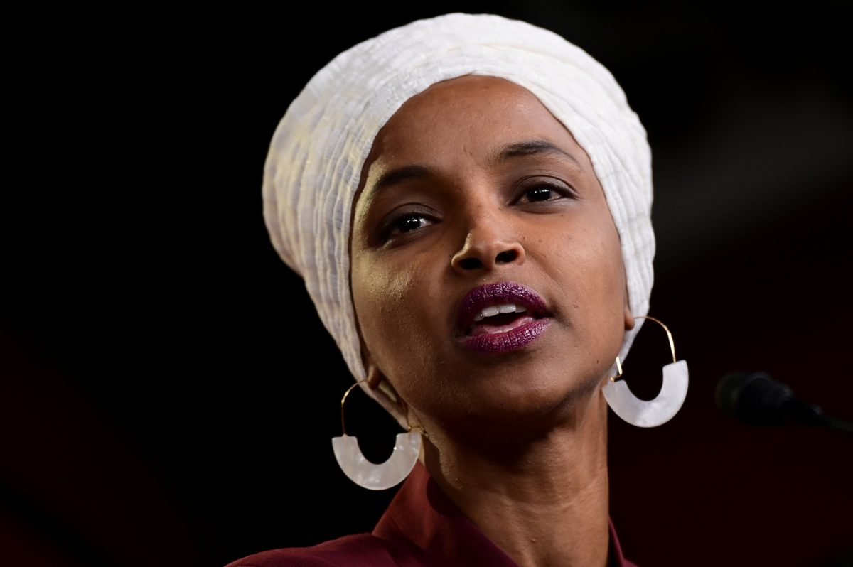 Rep. Ilhan Omar Says She Doesn't Regret Israel Comments