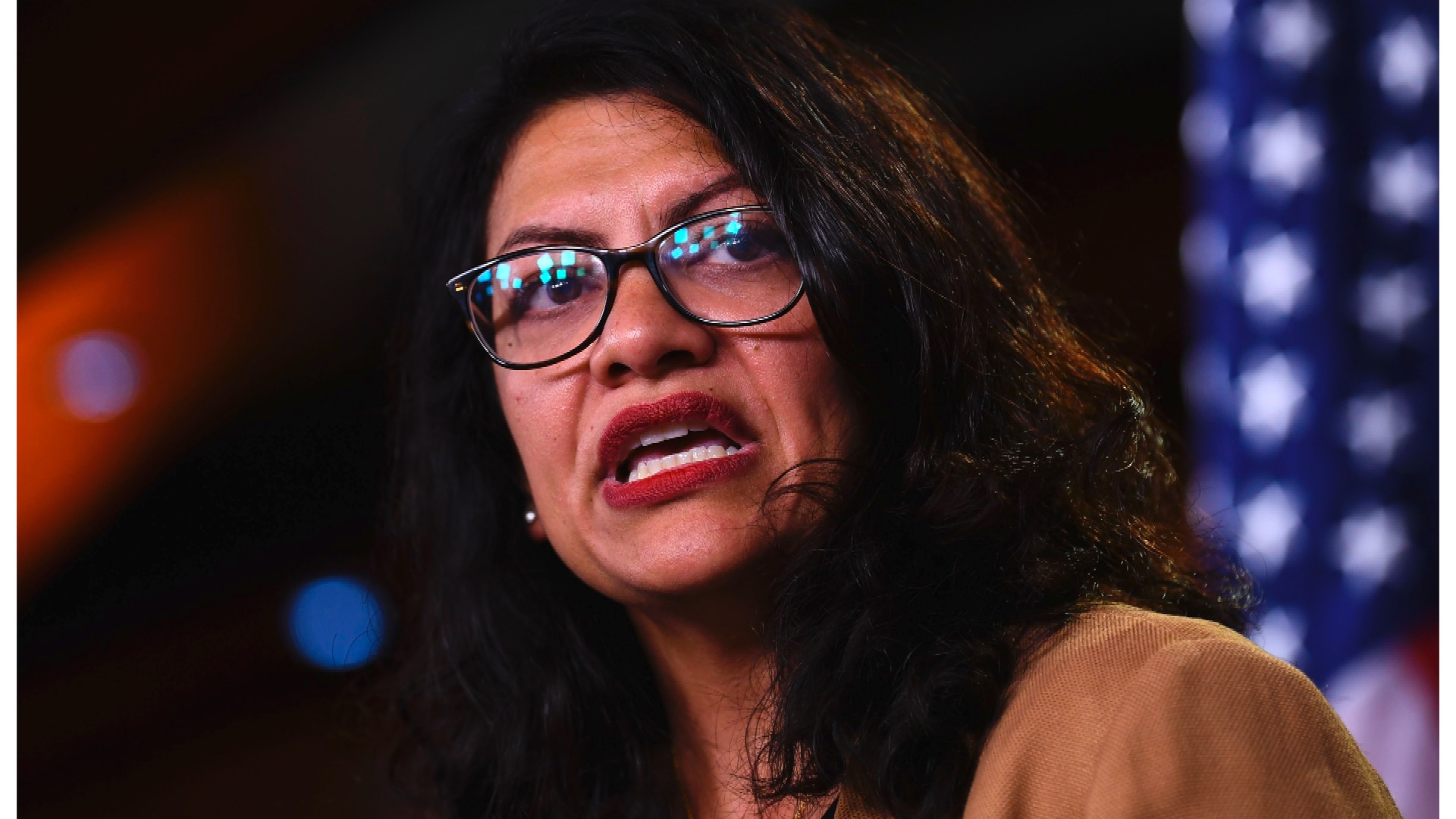 Israeli Minister Slams Tlaib After She Cancels Trip: 'Her Hate for Israel Overcomes Her Love for Her Grandmother'