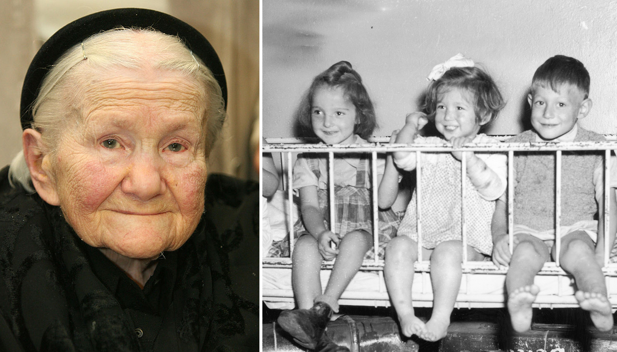 Lady Arrested for Hiding 2,500 Kids in Coffins During WWII, Years Later True Story Is Out