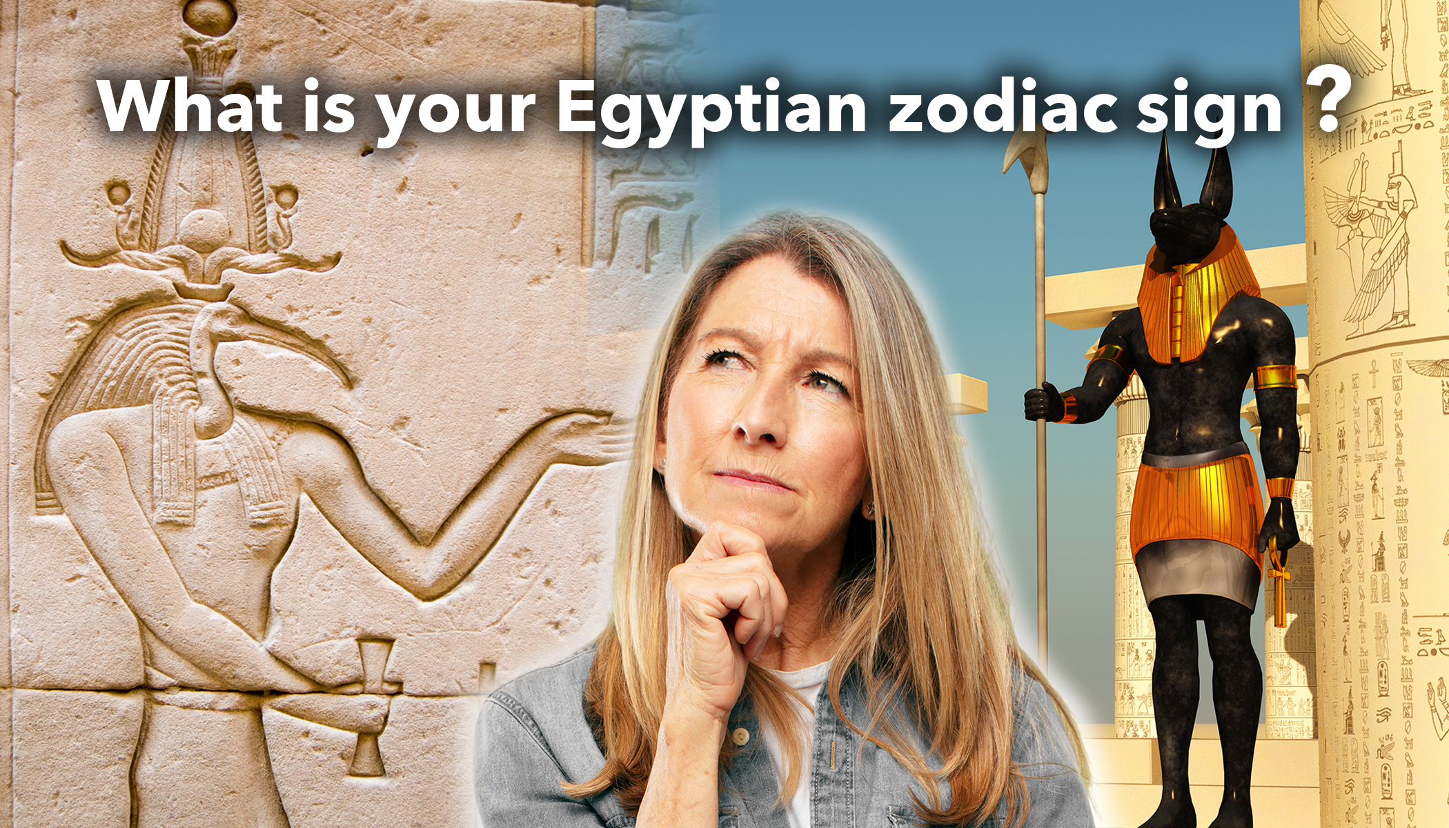 Ancient Egyptians Had Totally Different Set of Zodiac Signs, Find Out What's Yours