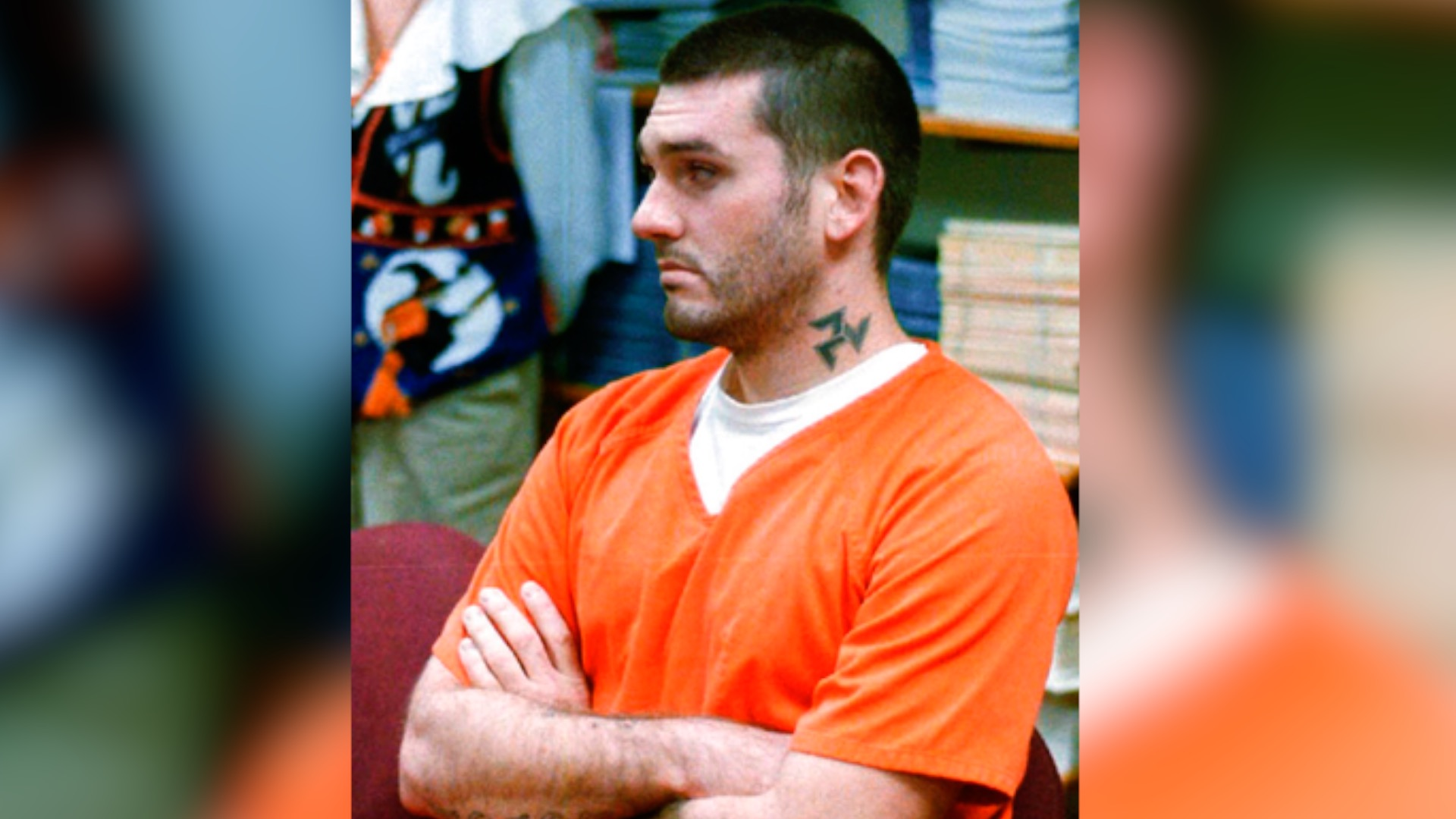 First Person Slated for Federal Execution is White-Supremacist Who Murdered a Family