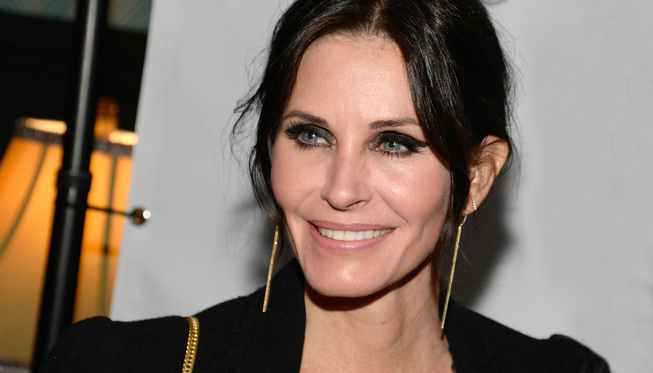 Courteney Cox Goes Natural Without Facial Fillers, and She Looks Just As Beautiful