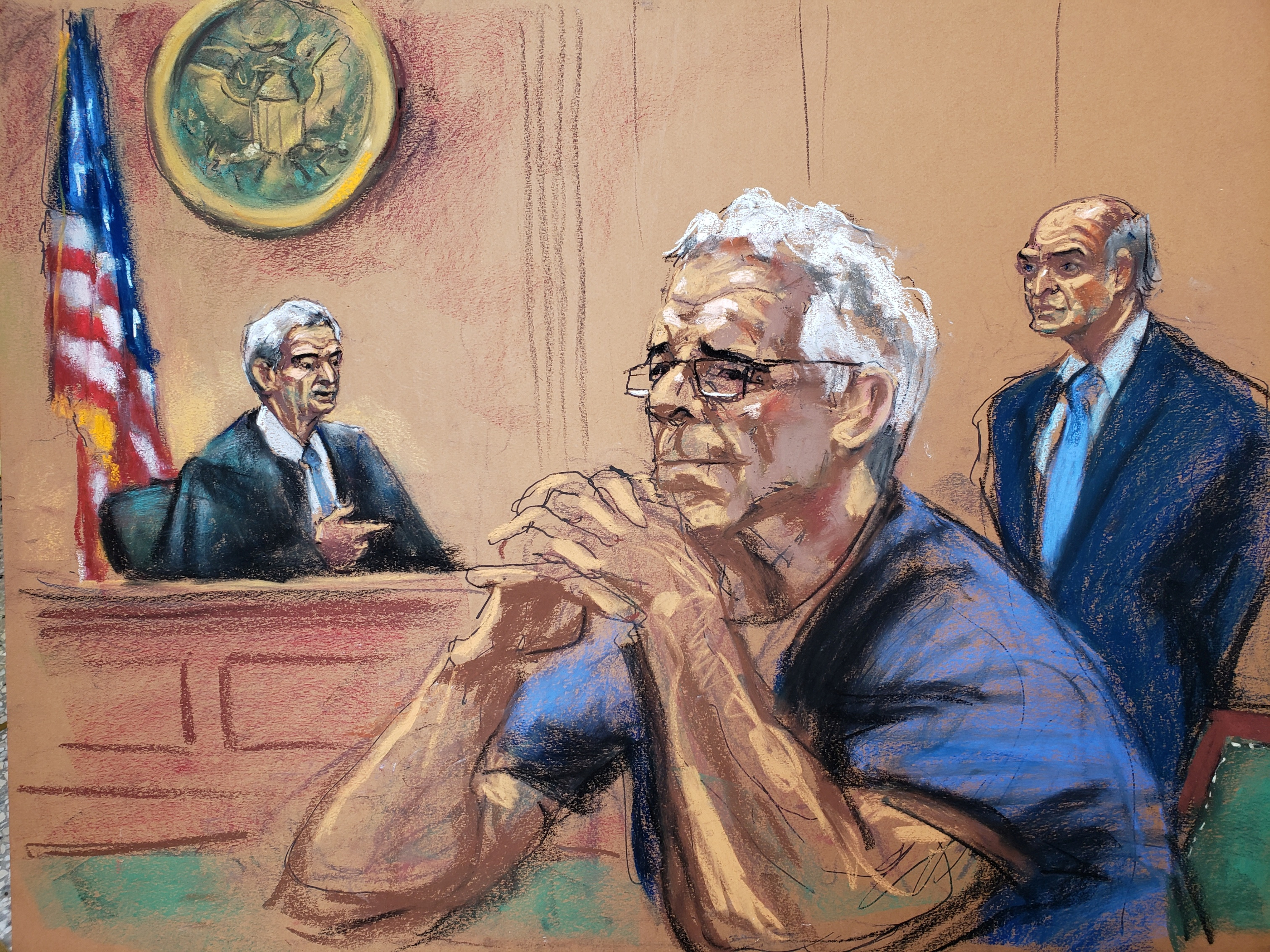 Unsealed Epstein Docs Exposed Allegations Against Rich and Powerful