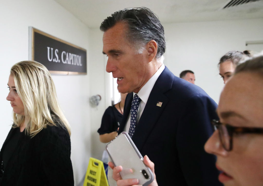 Senate Passes Budget Deal, Sending It to Trump's Desk