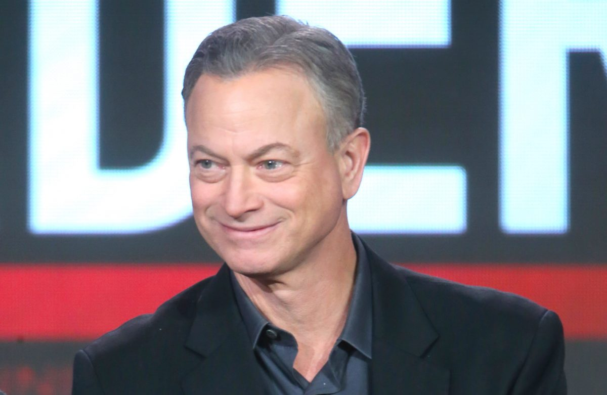 Actor Gary Sinise Honors National Ernie Pyle Day in ...