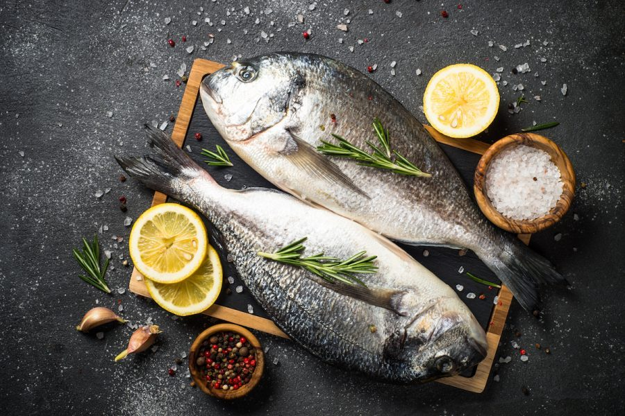 Put Lemon on Your Fish? Thank Humoral Theory