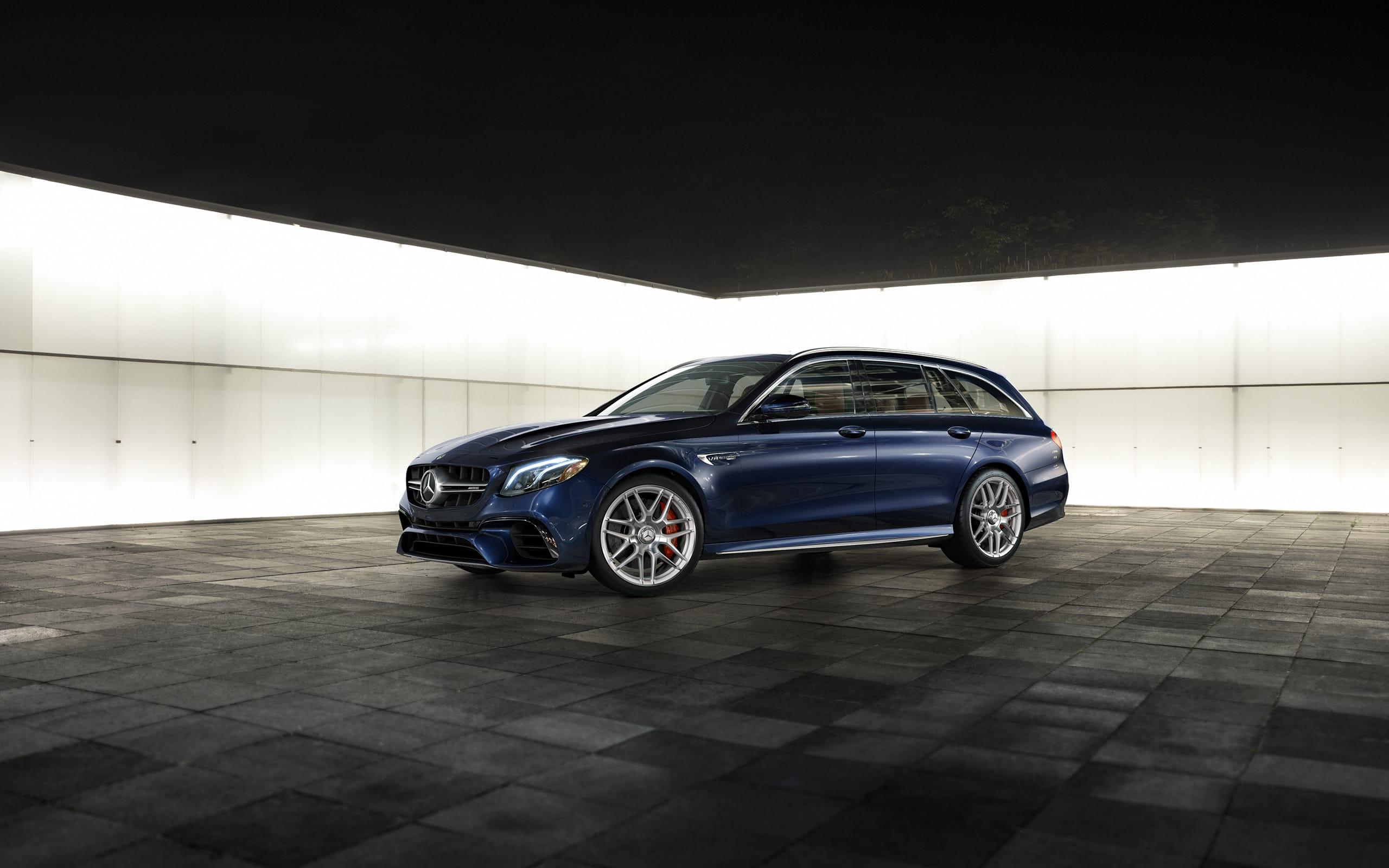 2019 Mercedes-Benz AMG E 63 S 4Matic+ Wagon