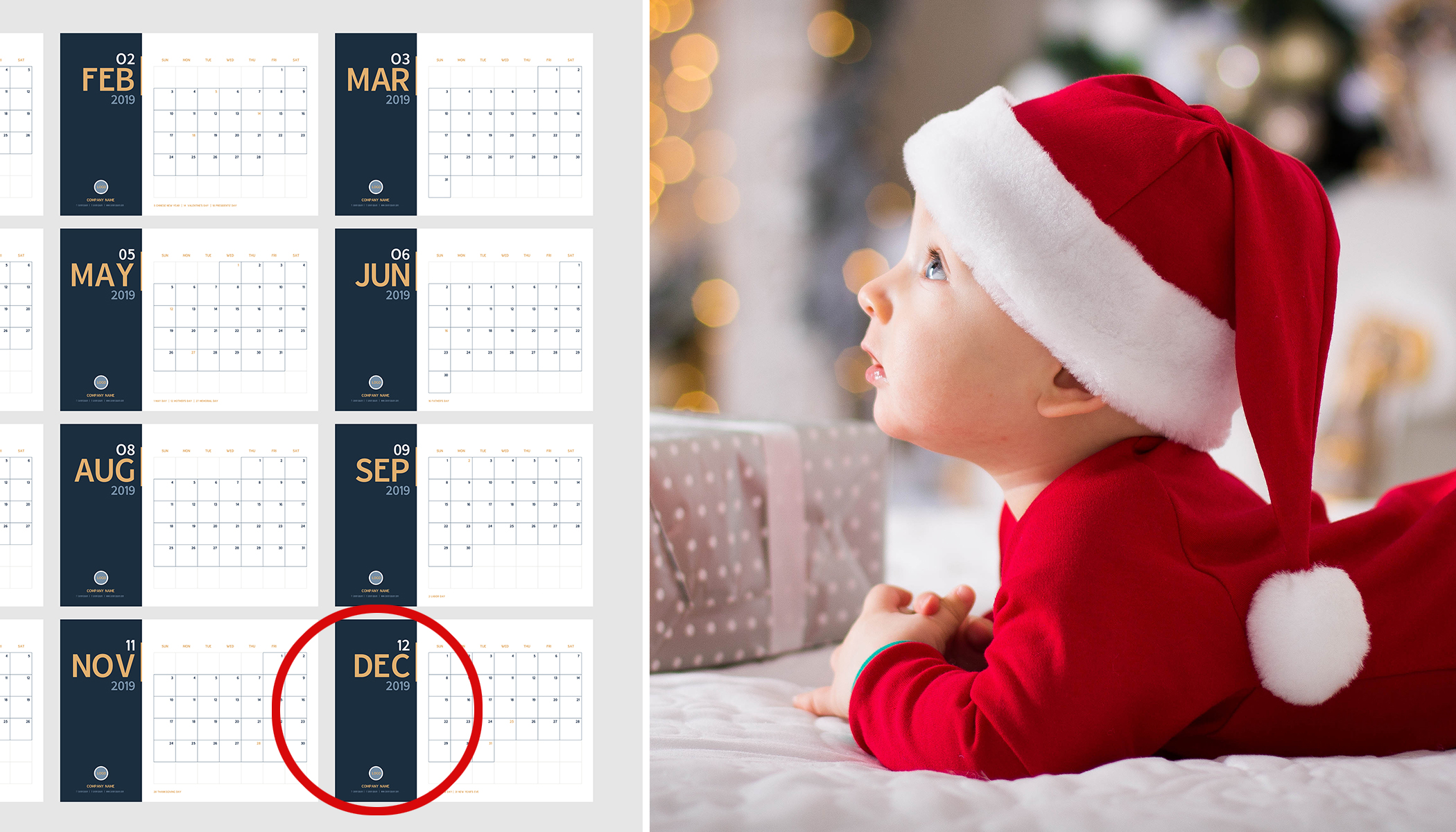 7 Reasons Why Babies Born in December Are Extra Special
