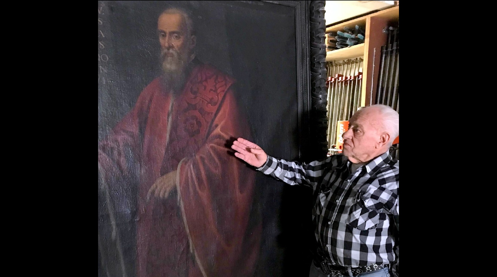 500-Year-Old Painting Bequeathed by Dying Friend May Be a Da Vinci, Toronto Man Says