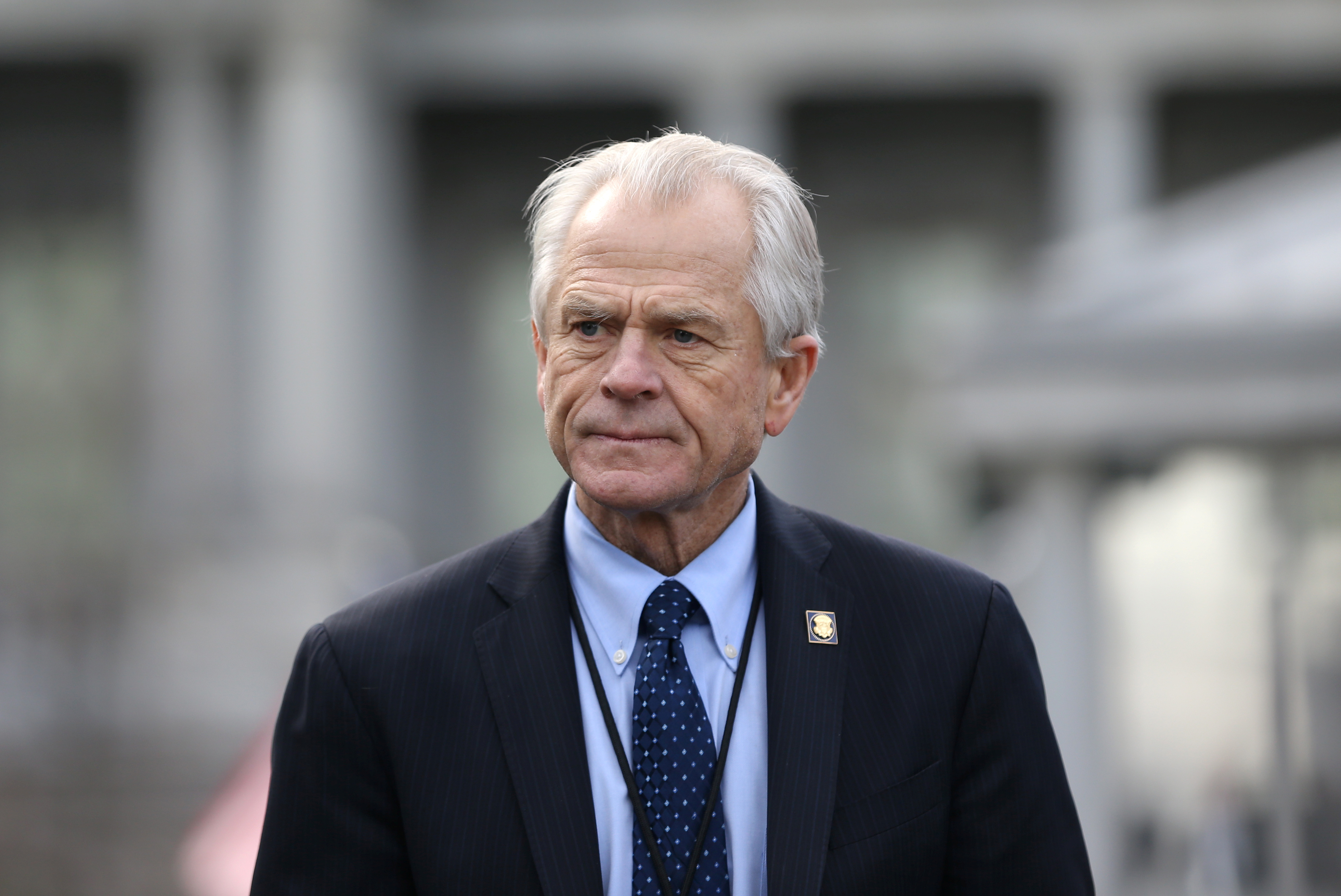 'No Reasons to Inflict Harm on Ourselves:' Navarro Says of Decision to Delay Tariffs on Some Chinese Goods
