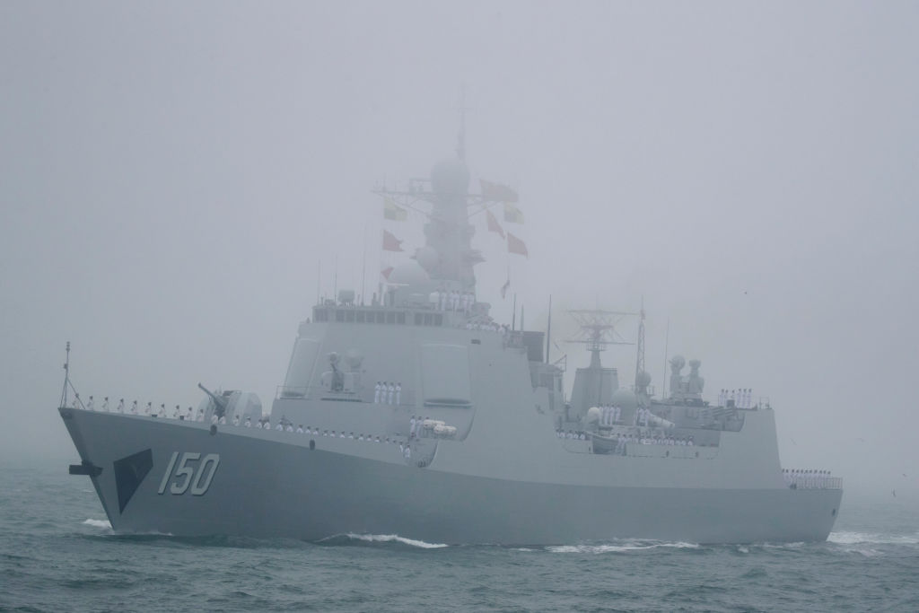 Think Tank: China Manipulates Coverage of Military Exercises to Sway Taiwanese Public Opinion