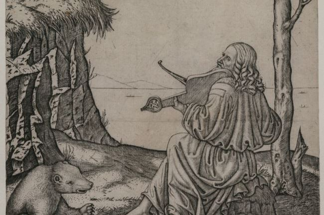 Leonardo Da Vinci: Portrait of the Artist as a Musician Is Slightly Off Key