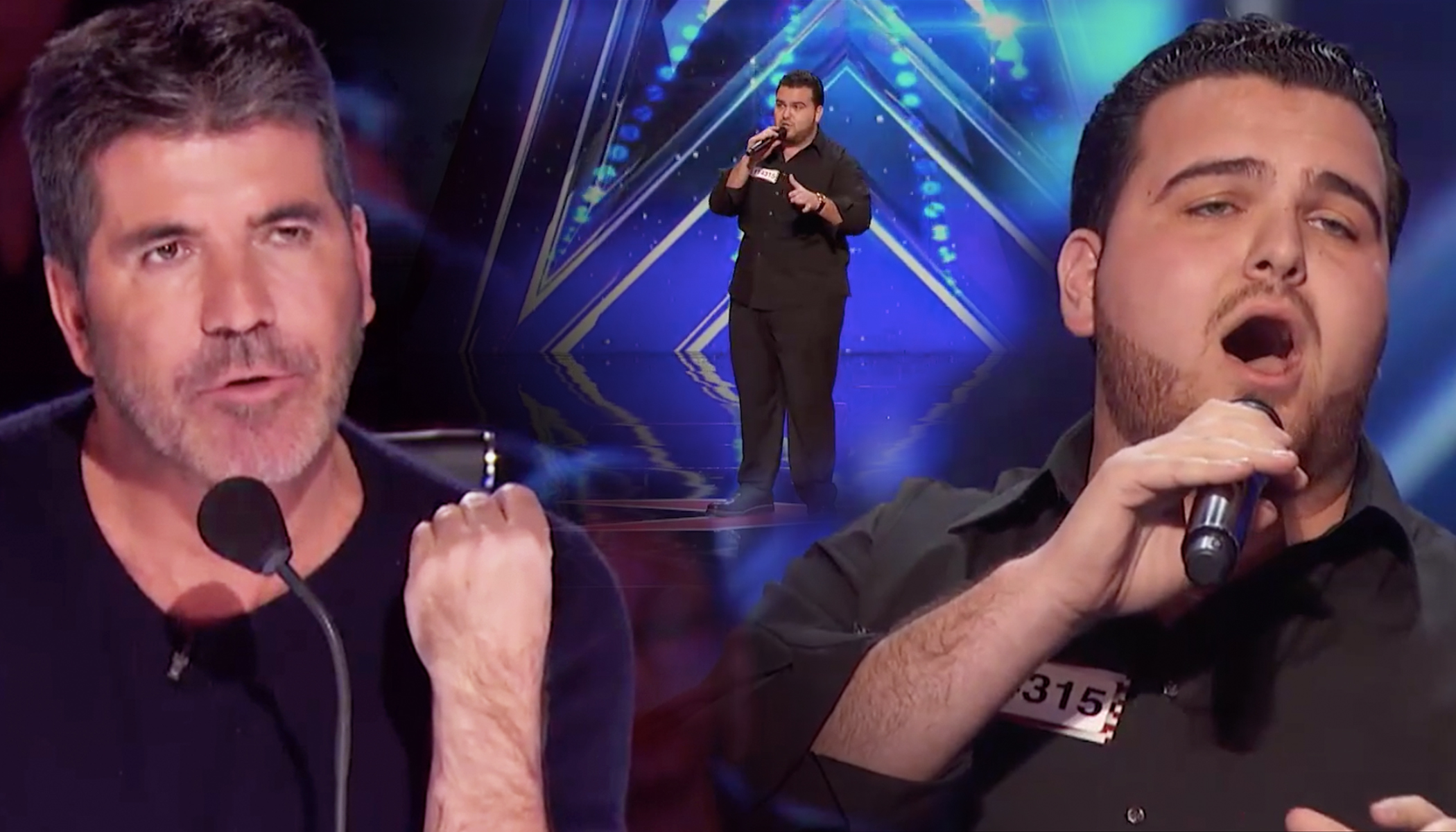 Pizza Delivery Boy Aims to Revive 'Old-Time Music,' His AGT Audition Lifts the Roof