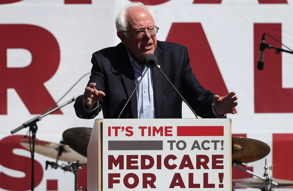 Poll: Big Majorities Say Dem Proposals Like Medicare for All Mean Middle-Class Tax Hikes