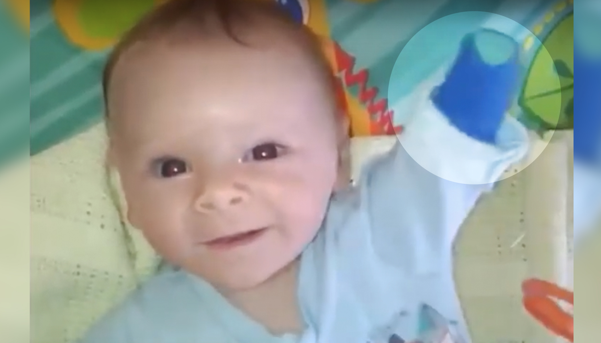 Baby's Arm Had to Be Amputated, So Dad Quit Job and Did an Unbelievable Thing