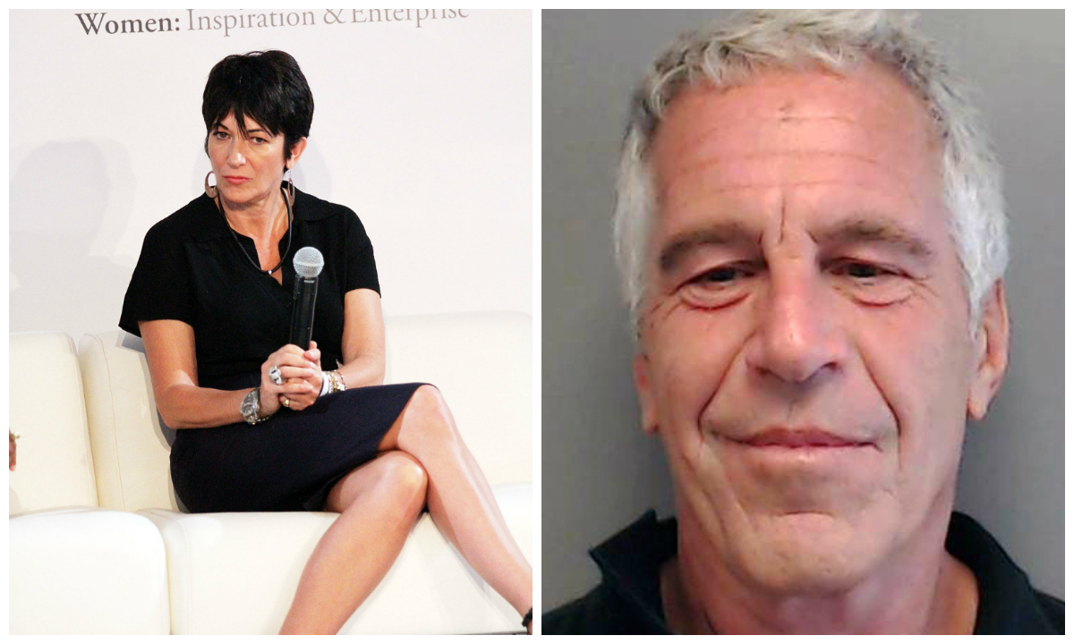 Ghislaine Maxwell Donated to Hospital Where Epstein Victim Was Treated, Filings Show