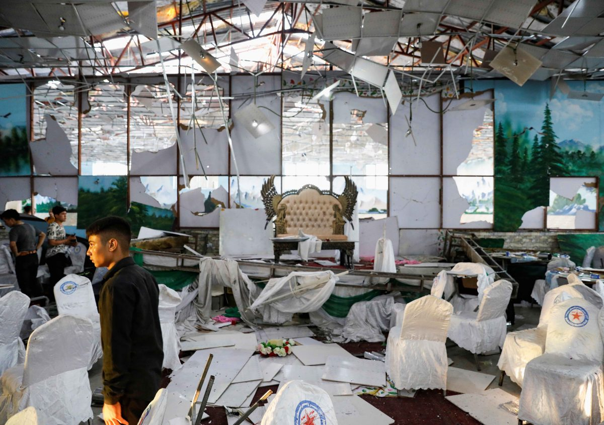 At Least 63 Dead, 182 Hurt After Suicide Attack at Wedding: Afghan Official