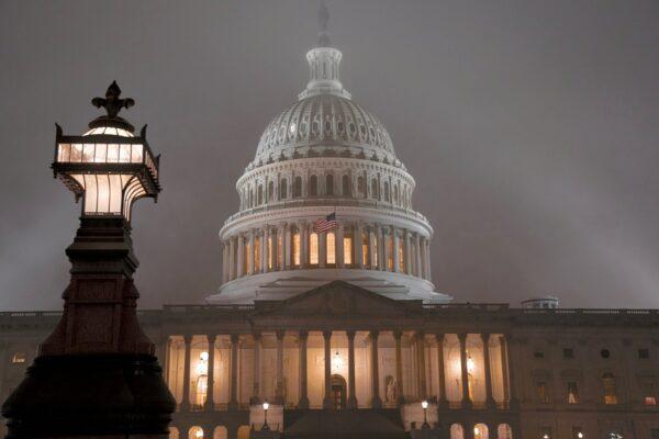 The U.S. Capitol in Washington