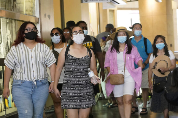 Virus Outbreak-California