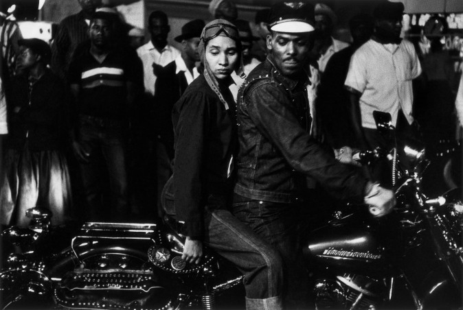 """""""Indianapolis,"""" 1955-56, by Robert Frank. Photograph in his book, """"The Americans,"""" 1958. (Robert Frank/PACE/MACGILL GALLERY)"""